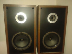 SONY VINTAGE HOME STEREO SPEAKERS, CALL #226 344 5107