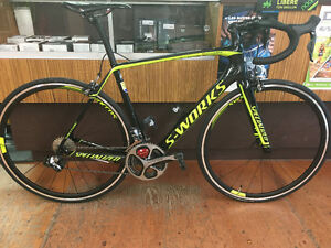 Vélo Specialized S-Works Tarmac Di2