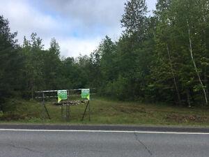 Terrain résidentiel à vendre Chemin Rhéaume, Sherbrooke
