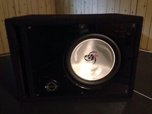 "Subwoofer 12"" Kenwood Excelon DB+"