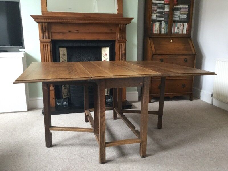 Dining table - drop leaf