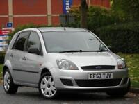 Ford Fiesta 1.25 2008 Style Climate +PARKING SENSORS + WARRANTY