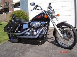 Harley Dyna Wide Glide