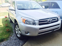 2007 Toyota RAV4 7 SEATER!! Tow package! Limited  SUV, Crossover