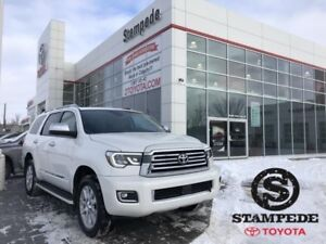 2018 Toyota Sequoia Platinum  - Certified - Low Mileage