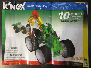 Lego, Mega Bloks, Knex various models and games. GREAT PRICES!