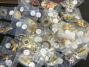 Vintage Pendants and Pins Costume Jewelry