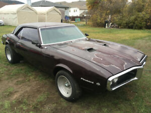 1968 Firebird 400 HO 4spd