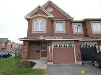 Orleans- Beautiful Large Corner End Unit 3 Bedroom Townhome