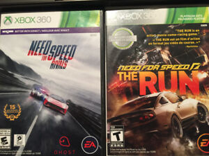 2 Need for Speed Games