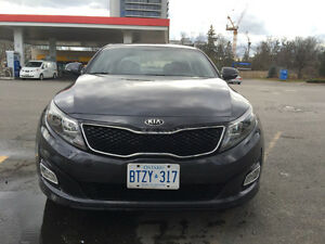 2014 Kia Optima LX Sedan (Lease Take-Over)