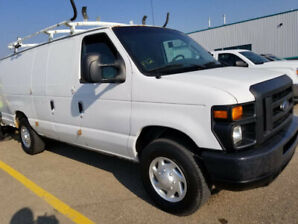 2008 Ford E-250 Cargo Extended Van for Sale