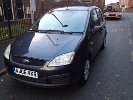 FORD C MAX ZETEC TDCI 1.6 ONE OWNER TWO KEYS HPU CLEAR MOTD DRIVE AWAY TODAY!