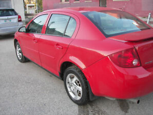 2007 Pontiac G5      Sedan  (SAFETIED)