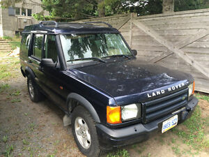 1999 Land Rover Discovery SUV, Crossover