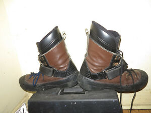 snowboard boots - bottes Planche a neige