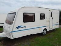Bailey Ranger 500/5, 2004, 5 Berth, Double Dinette, Optional Rear Fixed Bed!
