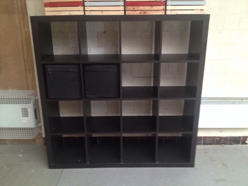 Ikea De Schreibtisch Galant ~ IKEA Expedit 4x 4 shelving unit  in Govanhill, Glasgow  Gumtree