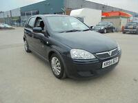 Vauxhall Corsa 1.2i 16v ( a/c ) Design 5 DOOR - 2004 54-REG - 11 MONTHS MOT
