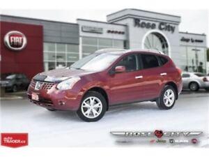 2010 Nissan Rogue   - *