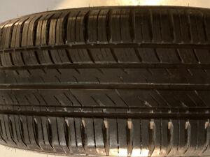"""18"""" Nokia Low profile all season tires"""