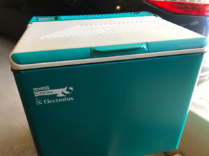 3 way (Gas and  electric) Mobile cooler by Electrolux
