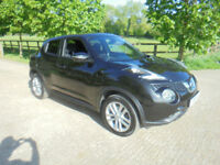 Nissan Juke 1.2 DIG-T ( 115ps ) ( s/s ) N-Connecta PCP £200 PER MONTH