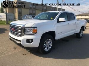 """2019 GMC Canyon Crew Cab 140.5"""" 2WD SLE  -  Bed Liner"""