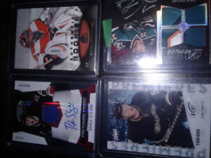Hockey card lot for sale