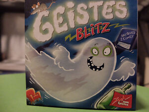 Ghost Blitz 1 and 2 both in one box (small box edition)