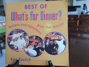 Best of Whats for Dinner - Relive the memories.............
