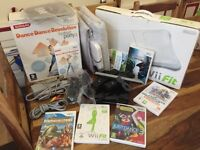 Wii bundle sold as lot