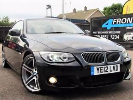 2012 BMW 3 SERIES 320D SPORT PLUS COUPE AUTOMATIC DIESEL COUPE DIESEL