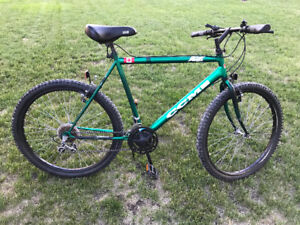 """CCM mountain bike (26"""" wheels)"""