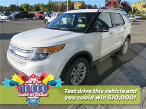 2013 Ford Explorer XLT  3.5l v6, lots of features, only one prev