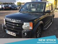 2006 LAND ROVER DISCOVERY 2.7 Td V6 SE