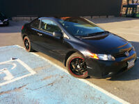2008 Honda Civic DX-A Coupe (2 door)