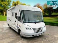 Frankia 680 ED 4 Berth A Class Motorhome AUTOMATIC German Quality 47500 Miles