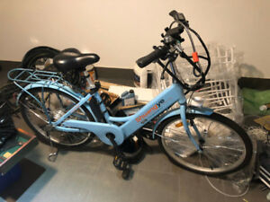 Womens Electric Bike for Sale! Mint Condition!