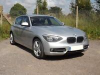 2012 BMW 1 SERIES 118d Sport