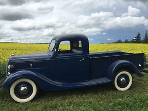 1937 Ford F85
