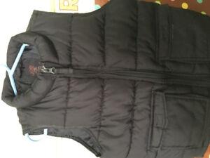 Boys puffy vest