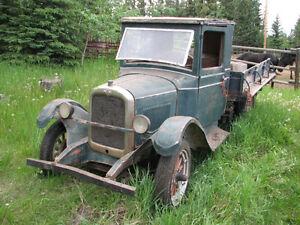 Original 1927 Chevrolet Pickup 4 cyl Truck that still runs