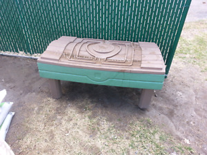 FS: Step 2 sand and water table
