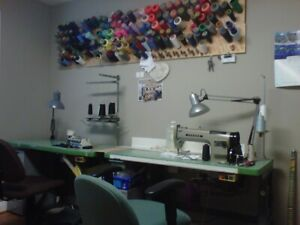 ALTERATION, GARMENT PRODUCTION, SEWING INSTRUCTION