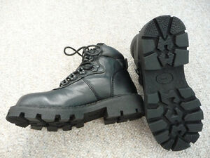 Brand New Black Nevada Ankle High Boots - Size 2 or 3