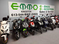 EMMO KINGSTON EBIKES/ESCOOTERS/ELECTRIC SCOOTERS/E BIKES