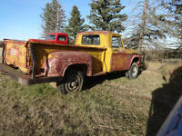 1965 dodge power wagon 3/4 ton 4x4 v8 4spd stepside