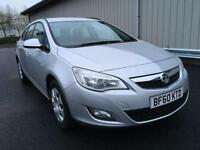 2011 60 VAUXHALL ASTRA 1.7 CDTI 16V EXCLUSIV