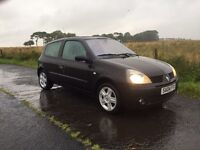 Renault clio 1.2 16v (2004)